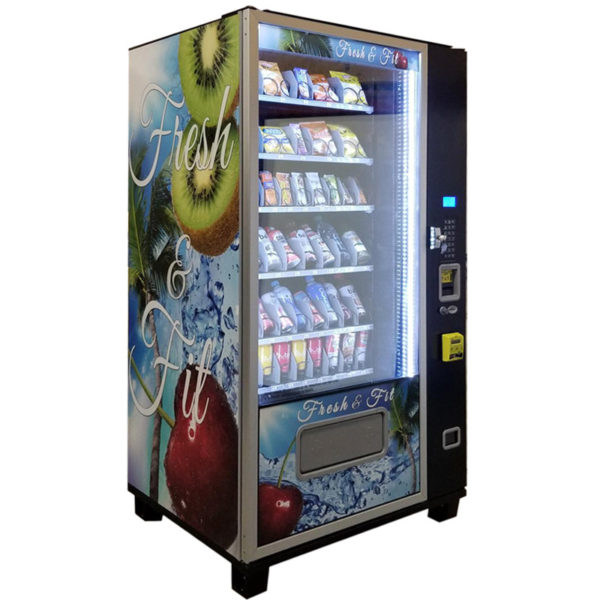 Piranha-G654 healthy combo vending machine R