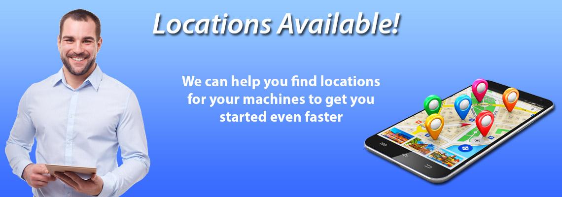 Vending Locations