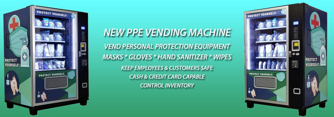 PPE vending